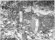 Briolet headstones