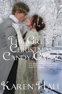 The Great Cristmas Candy Caper